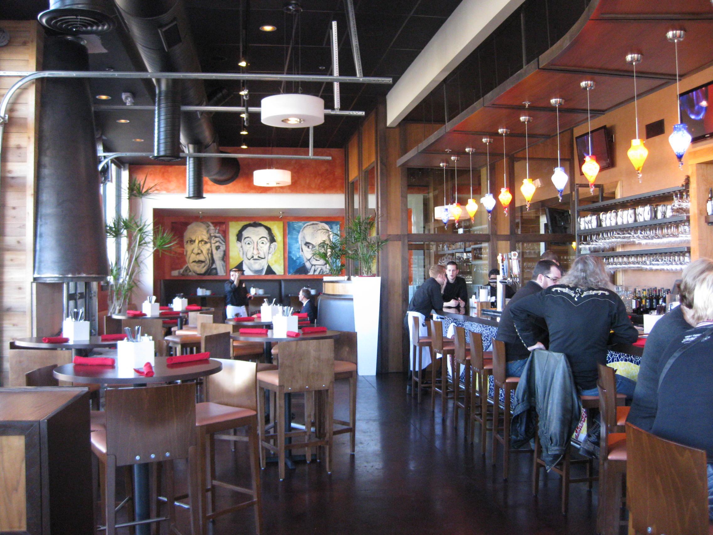 Tapas Restaurant Kansas City